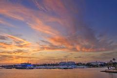 Regatta Sunset (QtrFlash) Tags: sunset nikon florida sailboats