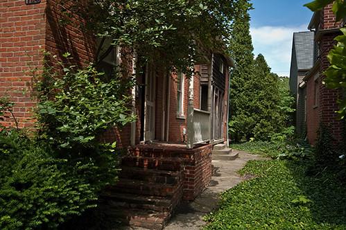German Village, Columbus, Ohio, USA