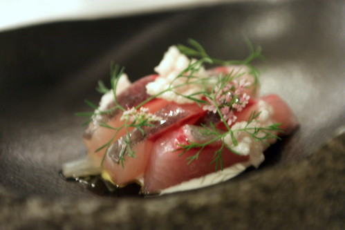 Japanese Kanpachi Sashimi