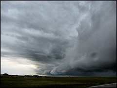 Storm Rolling In (JosieN2010) Tags: sky canada storm rain june dark alberta showers stormclouds rollingin rainstorms heavyclouds skyascanvas