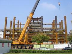 惠宇澄峰:SRC鋼骨超高豪宅