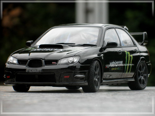 Subaru Impreza WRX STI U0027Monster Energy Drinku0027