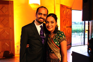 Mr. and Mrs. Shah