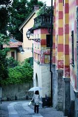 Rivoli, oggi (buCiA) Tags: people rain umbrella torino persone turin pioggia rivoli ombrello