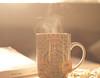 [ 7 \ 45 ] (Ebtesam.) Tags: sunlight 35mm book tea mug abdullah nikond40x ebtesam
