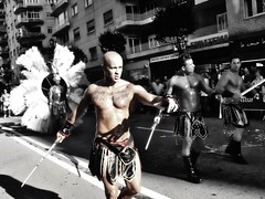 Gladiator brasileño