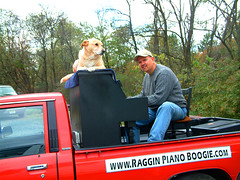Traveling Piano Andulusia, Pennsylvania (TravelingPianoMan) Tags: park street city trees winter boy summer people urban music dog mountain mountains male fall girl female rural truck fun outside outdoors town spring backyard friendship random unique events country crowd group performance performing piano suburbia couples parties pickup player neighborhood driveway stop novelty jamming improvisation danny boner rest suburbs traveling roadside breeze pianist performers impromptu communities mydog jammers spontaneous synchronicity kean spontaneity poarch
