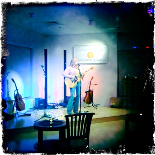 Susan Gibson at Beach Cite Studios in Orange Beach