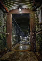 Whiteface Tunnel (Brons Photography) Tags: wood ny newyork rock metal nikon rust steel tunnel upstate oxidation upstatenewyork hdr highdynamicrange adirondack whiteface adk whitefacemountain d90 mountaintunnel hdrphotography nikond90 adirondackmountainrange