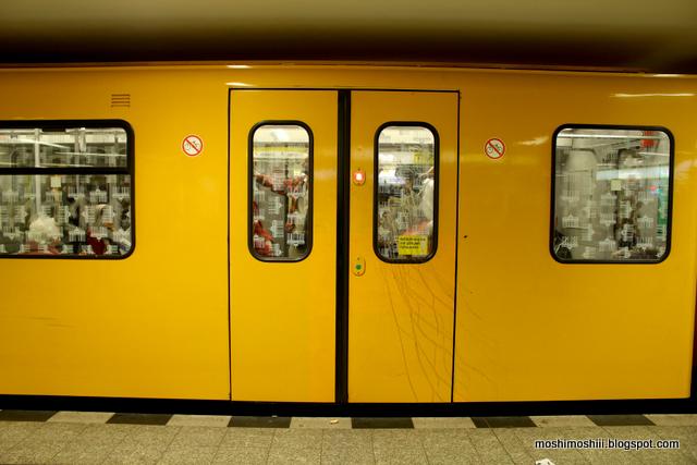 berlin subway 3