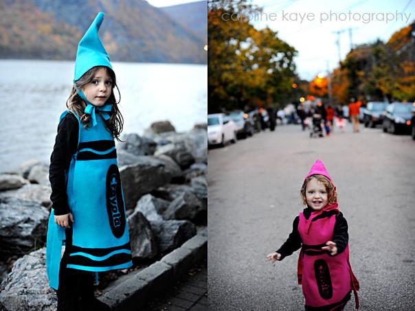 Halloween Crayons 2