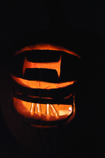(In)Decorous Taste-o-lantern