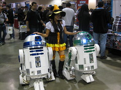 Droids and a Witch