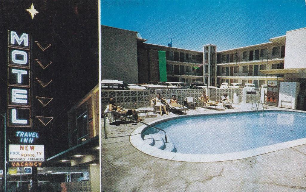 Travel Inn Motel Las Vegas