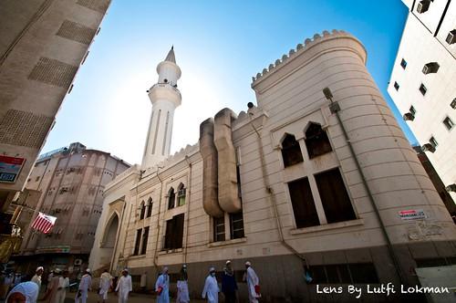 masjid jafali