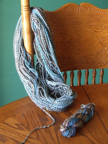 Finished handspun - Firefly Fibers