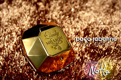 Lady Million (N ~ ) Tags: new lady perfume million paco adv rabanne