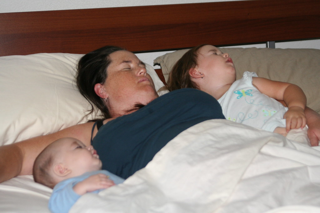 Day 182 Co-Sleeping