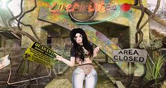 — 🌠 🌙 ✨ do not enter // #11 (.ღ ѕнαуnα rσωαn ღ.) Tags: second life photography fashion style blog blogger catwa maitreya truth villena miss chelsea chain sl slfashion slphotography slstyle slblog slblogger slblogging lookbook 11