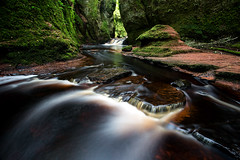 Finnich Gorge & The Devil's Pulpit (GlasgowPhotoMan) Tags: finnich finnichgorge finnichglen devilspulpit ashdu ashdow uisgedubh blackwater killearnestate drymen stirlingshire canon