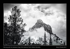 Morning with the Cathedral Crags, Yoho National Park, British Columbia (kgogrady) Tags: landscape spring field britishcolumbia canada 2017 blackandwhite canadianlandscapes bc blackwhite canadianrockies fujifilmxt2 cans2s canadianrockieslanscape bw britishcolumbialandscape canadianmountains canadiannationalparks cathedralcrags fujinon fujifilm clouds acros snow trees westerncanada yohonationalpark xt2 xf18135mmf3556oiswr parkscanada mountains nopeople peaks noone picturesofbritishcolumbia photosofbritishcolumbia