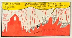 História de Lisboa de Nuno Saraiva - Rua Norberto de Araújo - 1506 (Markus Lüske) Tags: portugal lisbon lisboa lissabon historia history história geschichte wandmalerei mural muralha graffiti graffito kunst art arte malen gemälde pintura nuno nunosaraiva saraiva lueske lüske