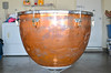 Ludwig Universal Orchestral Timpani (Miltontheguy) Tags: ludwig timpani universal orchestral orchestra craigslist find copper bowls kettledrum kettle timpano music musical instrument counterhoop traveling pedal mechanism spider percussion drum percussionist timpanist drummer portable chicago deagan lights