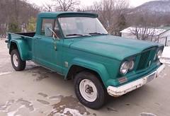 1963 Jeep J200 (PAcarhauler) Tags: willys jeep truck pickup 4x4 suv