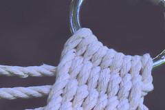 Macro Monday: Relaxation (Hayseed52) Tags: macromonday relaxation rope hammock summertime