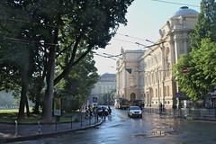 Late afternoon sun at Ivan Franko National University of L'viv (Timon91) Tags: lviv lvov lwow lwów львів львов ukraine ukraina ucraina ukrain oekraïne oekraine ukrzaliznitsia україна украина