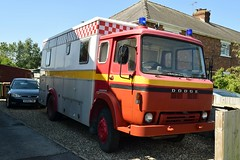 FSP 924W (markkirk85) Tags: fire engine appliance dodge commando g13 hcb angus ex tayside brigade new wrl later converted command unit fsp 924w fsp924w
