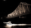 Sewickley Bridge (charlie_guttendorf) Tags: nikon nikon18200mm nikond7000 ohioriver sewickley sewickleybridge sewickleypa outdoorphotography outdoors outside scenic