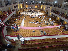 Interval view (seikinsou) Tags: brussels belgium bruxelles belgique summer bozar concert cello queenelisabeth competition final interval seat