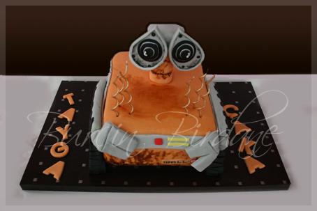 Wall-e Pasta 1