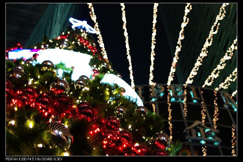 2009/12/23 FA28-70 F4 AL 遠氣夜拍!