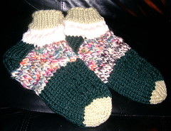 Bulky Slipper Socks