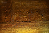 And The Rest is History.. (SonOfJordan) Tags: old travel light shadow colour history stone wall canon dark temple eos warm egypt deep horus karnak xsi engravings pharaohs ancinet 450d samawi sonofjordan wwwshadisamawicom