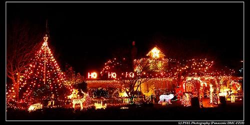 Ho Ho Ho House