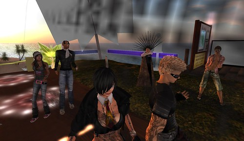vivoo, parsifal in second life