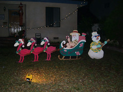just wrong.. (RedBessBonney) Tags: christmaslights christmaseve 2009 sleepyhollow