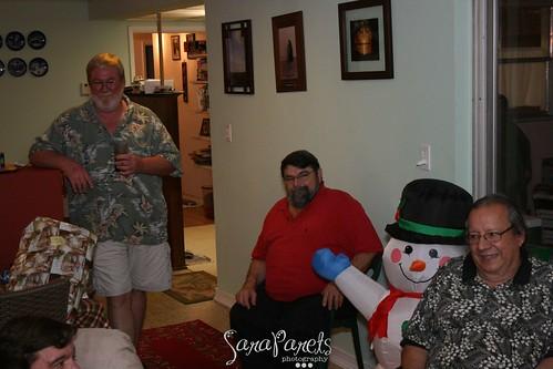 Dad, Danny & Roger