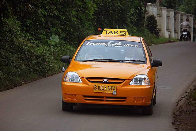Parung taxi