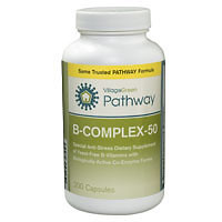 Pathway B-Complex-50 (Village Green Apothecary) Tags: pathway supplement bcomplex nutritional
