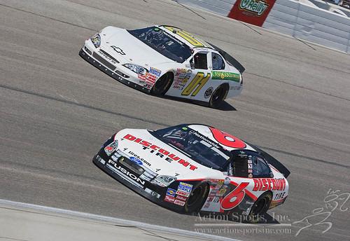 NASCAR  Nationwide Series O'Reilly 300 Apr 2