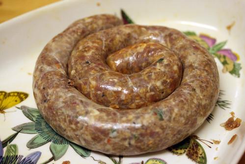 Sichuan sausage ring