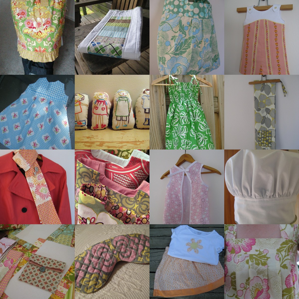 2009::a year of sewing