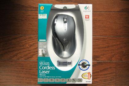 ロジクール マウス MX620