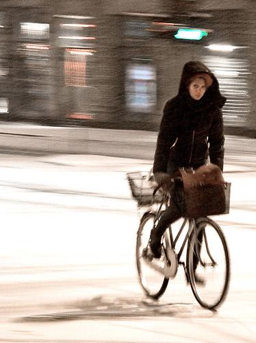 Copenhagen Snow Glance