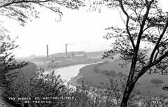 The Ribble at Walton-Le-Dale, Preston No. 54 (Preston Digital Archive) Tags: shaw ae oldphotographsofpreston oldimageofpreston
