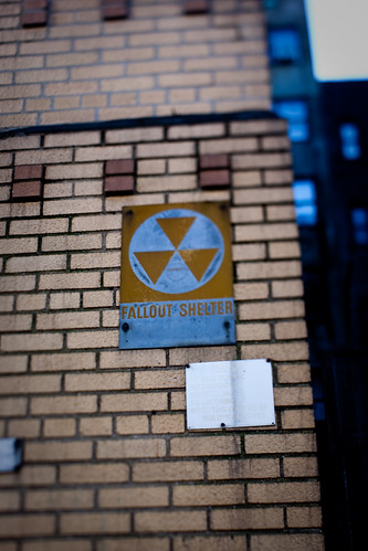 NYC:Uptown: fallout shelter
